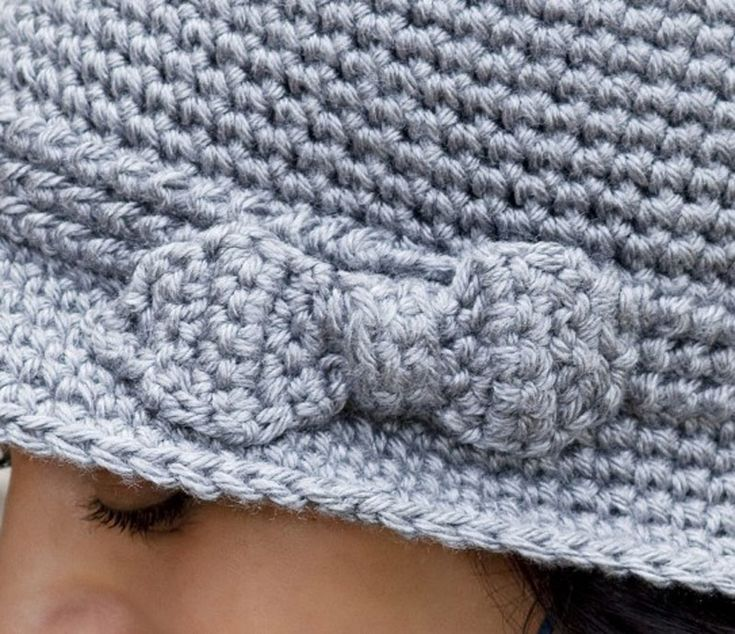 Crochet Tutorial Hat : Crochet Hat - Tutorial Tricots anti-froid! Pinterest