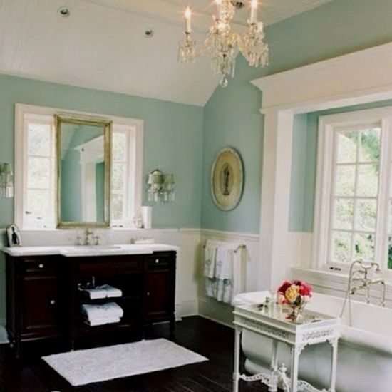 My Bathroom Color Scheme For The Home Pinterest
