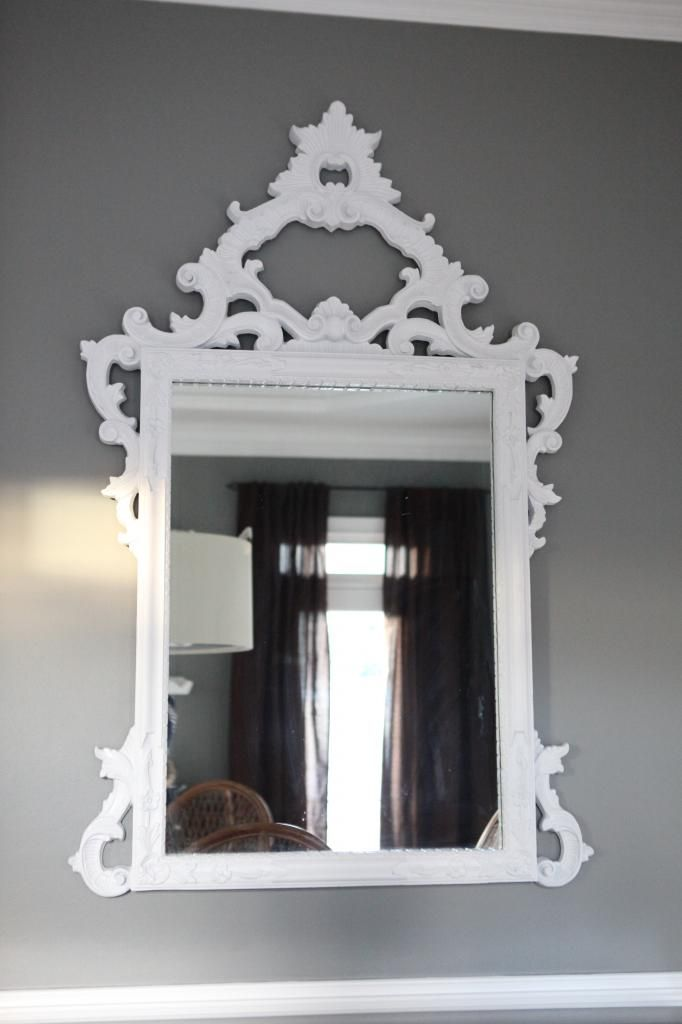 dining room mirror crafty diy pinterest