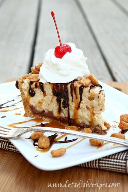 Peanut Butter Chocolate Banana Pie | Just Imagine - Daily Dose of ...