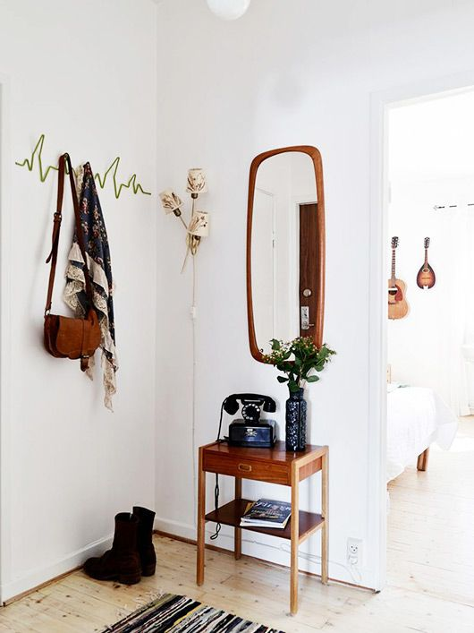 lovely entry space / via stadshem