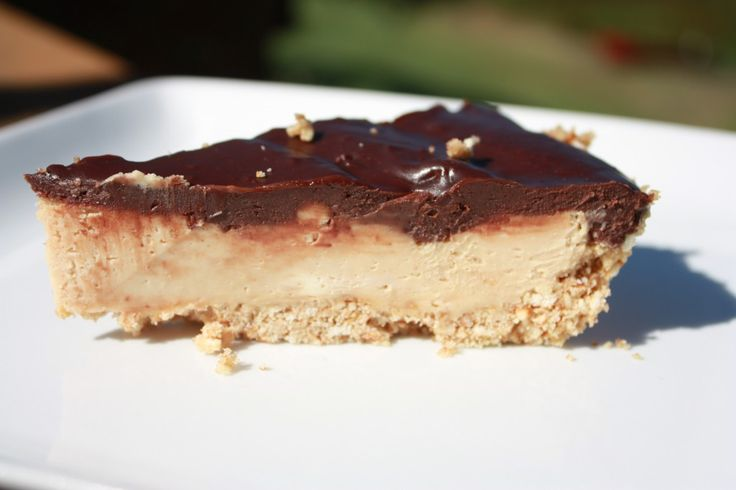 Butter Pie I served several of these delicious chocolate peanut butter ...