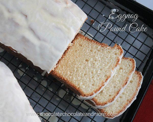 Egg Nog Pound Cake | Recipe