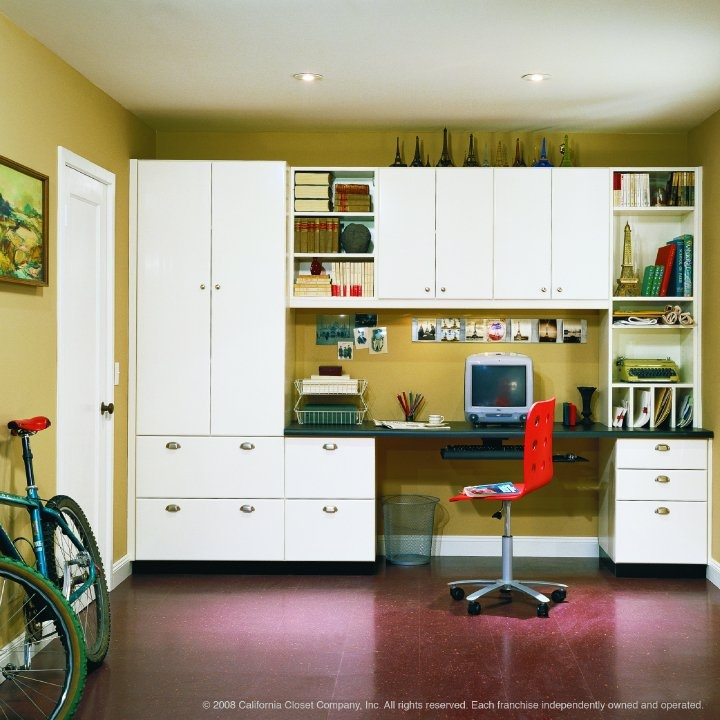 Home office design california closets dfw home office ideas pinterest - Home office closet ideas ...