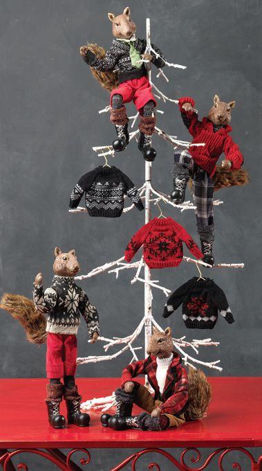 Raz Christmas Decorating Ideas