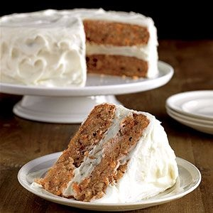 Carrot Cake With Cream Cheese Frosting...Family Circle