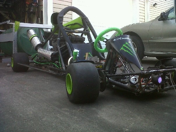 Custom monster go kart Lews Cars Pinterest : b9ace3a8756a86ab8f70883633f01bfb from pinterest.com size 604 x 453 jpeg 101kB