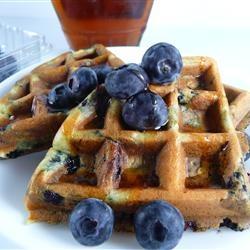 Emma's Belgian Waffles | Recipe