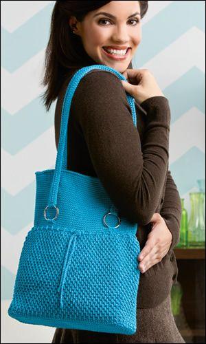 Polly Bag - Crochet! Magazine