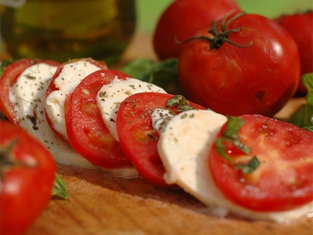 For a summer light salad  I ve always enjoyed this type of salad    Italian Appetizers Names