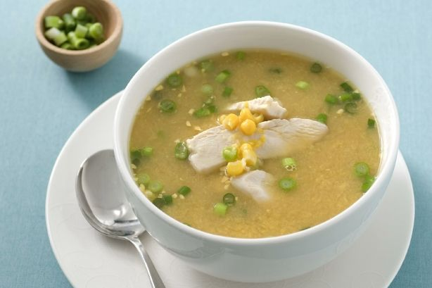Perfect Donna Hay Chicken & Corn Soup