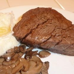 Filet Mignon with Rich Balsamic Glaze Allrecipes.com photo by Lucky ...