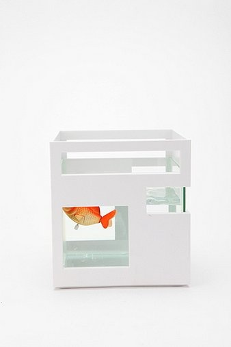 Modular Fish Hotel...that's right. #urbanoutfitters