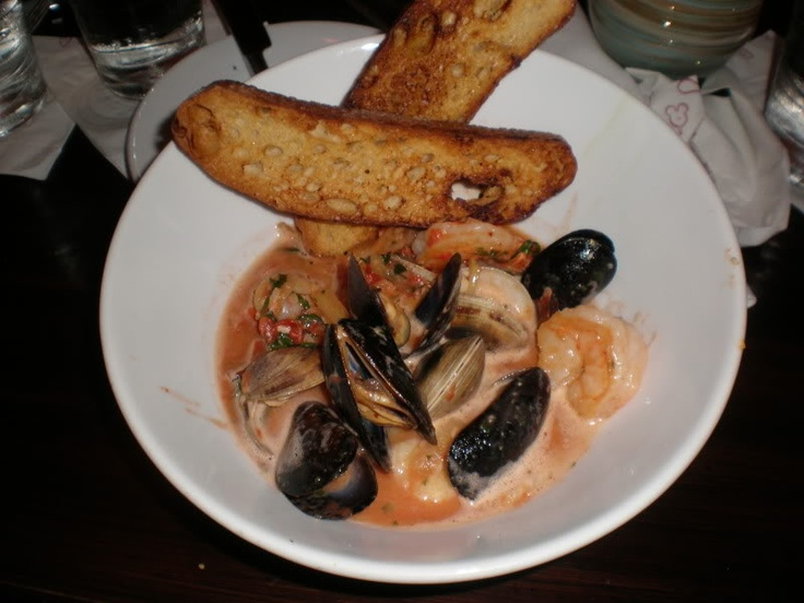 Fisherman's Stew - Scallops, seasonal Fish, Shellfish, Fennel, Grilled ...
