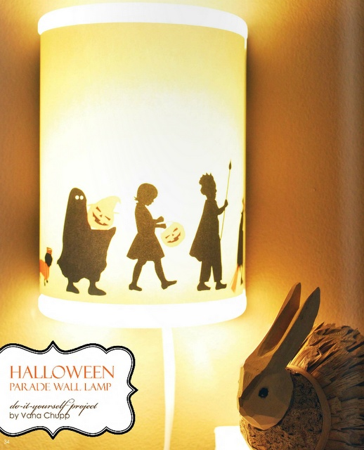 Halloween Parade Printable