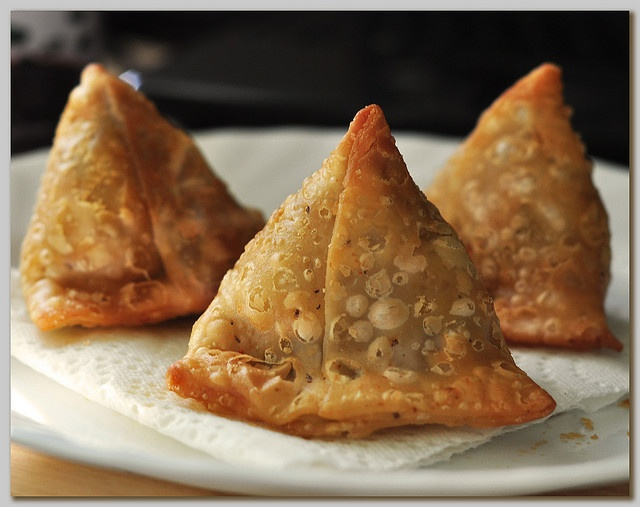 beef samosa | Indian Food | Pinterest