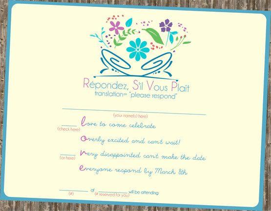 Teal Wedding Invitation with nice invitation ideas