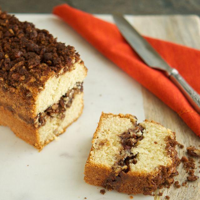 Yogurt Coffee Cake - Oui, Chef | Recipes | Pinterest