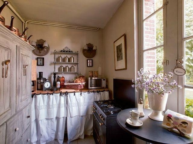 Small cottage kitchen For the Home Pinterest