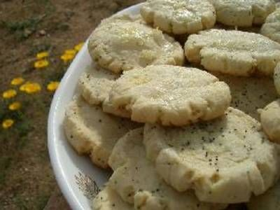 Slice and bake refrigerator cookies with the delicious flavor ...