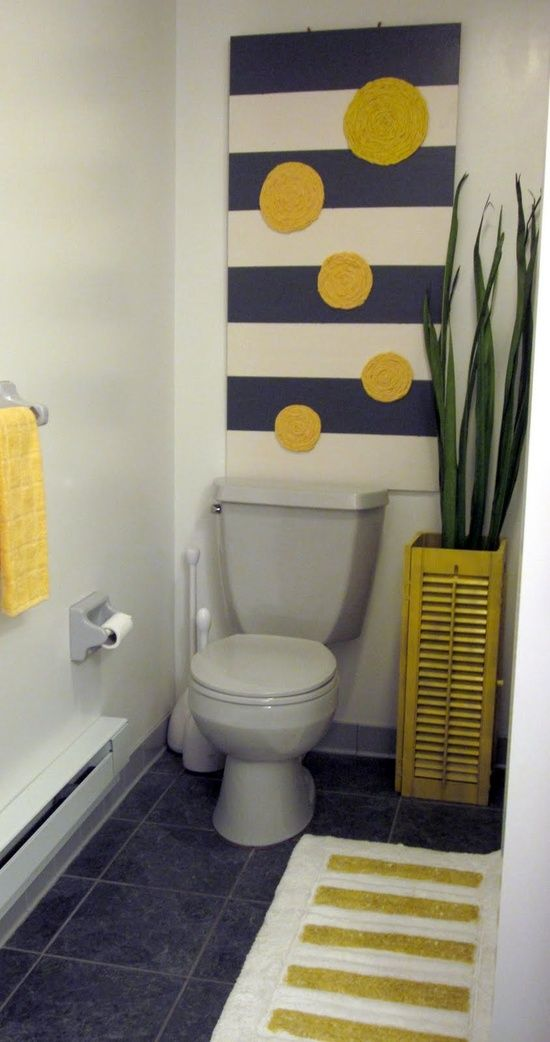 My DIY Bathroom Makeover -.   Home   Pinterest