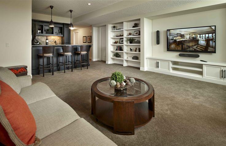basement built ins for the home pinterest