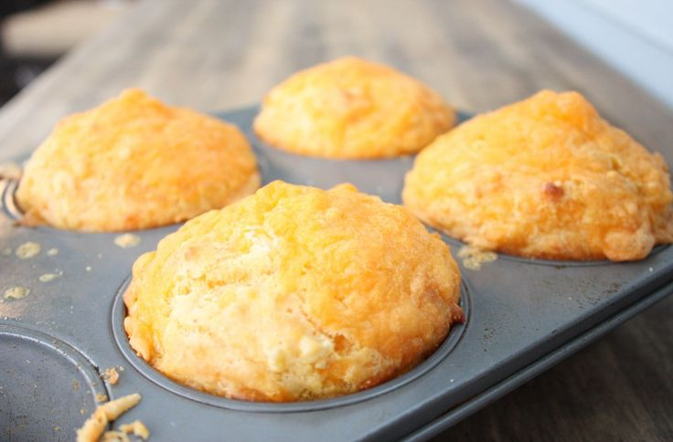 Cheddar Corn Muffins...do these look yummy or what???