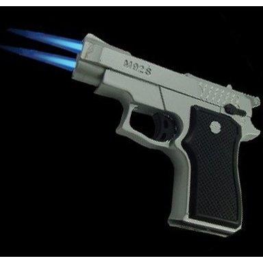 Laser lighter