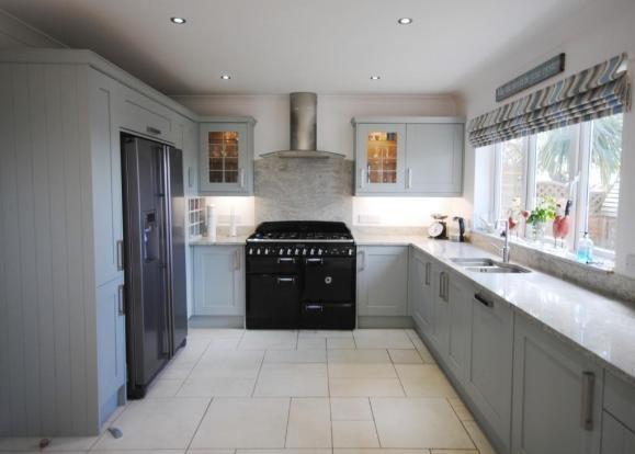 Blue Slate Kitchen Home Mood Board Pinterest