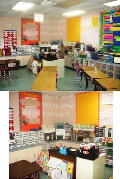 Pin by angela watson 39 s teaching ideas on - Classroom desk organization ideas ...