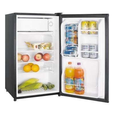 3 5 Cu Ft Mini Refrigerator In Black Energystar