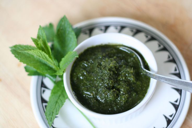 Watercress and Mint Salad - Immune Booster Juice - Red Pepper, Walnut ...