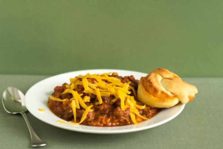 Beef and Three Bean Chili | food and beverage | Pinterest
