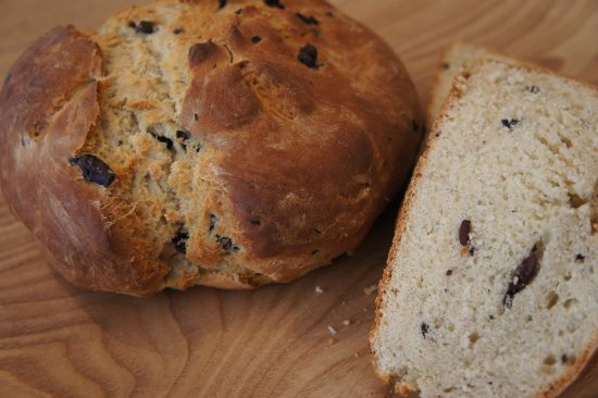 Kalamata Olive Bread | Breads