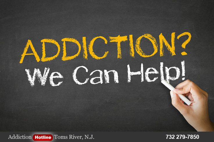 drug addiction hotline Toms River New Jersey