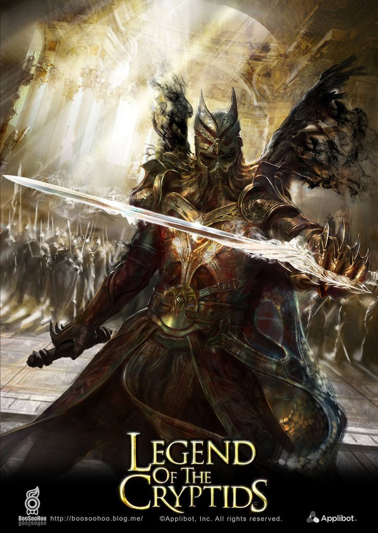 LEGEND OF CRYPTIDS