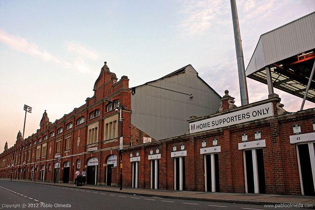 Craven Cottage | Fulham | Pinterest
