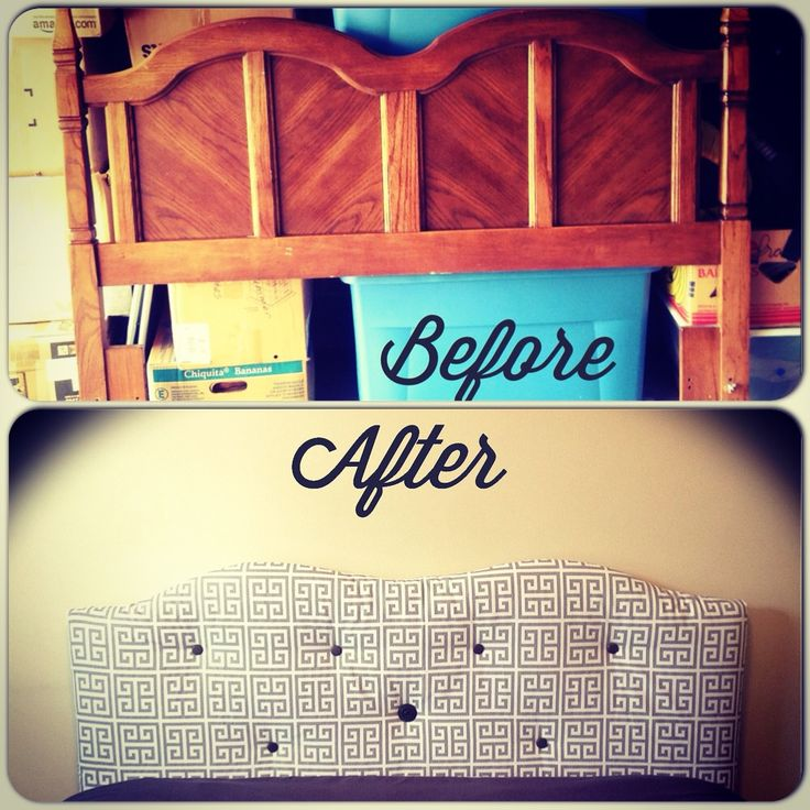 headboard redo house fashion pinterest