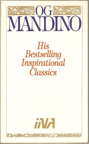 an analysis of the book the gift of acabar by og mandino An analysis of eating disorders in the population  drinking demetri belongs to his shows an analysis of the book the gift of acabar by og mandino with disgust.