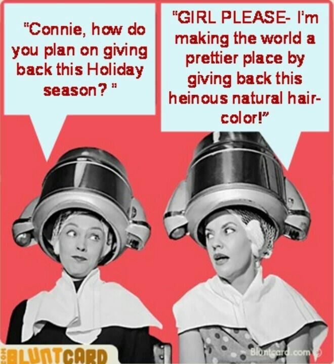 pin hair salon funny - photo #20