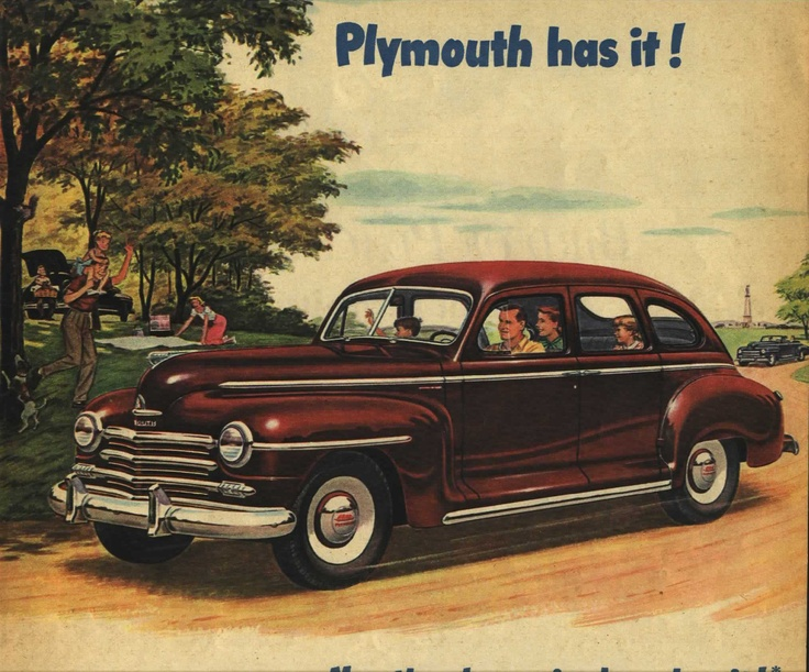 Pin by don monteith monteith partners llc on our cars for 1949 plymouth 4 door