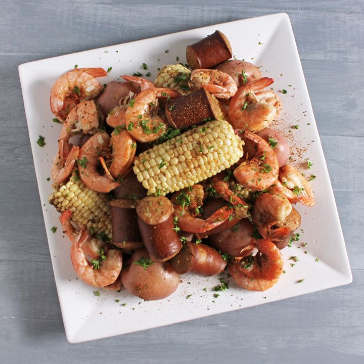 Shrimp Boil | Yummy | Pinterest