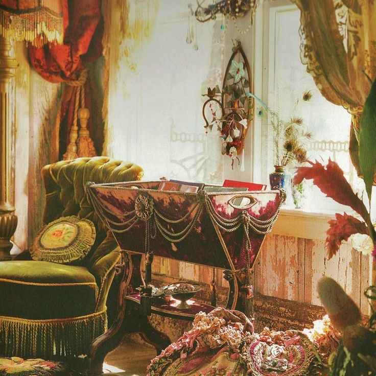 Magnolia Pearl Style Victorian Interiors Pinterest