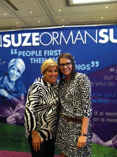 suze orman essay with avon