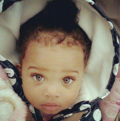 Cute Mixed Babies With Hazel Eyes Mixed baby | Awwh babi...