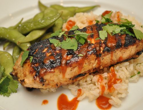 Soy Ginger Salmon | Delectable Delights - Sweet and Savory | Pinterest