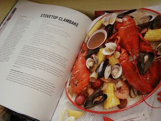 All My Great Ideas Are Really From Pinterest: Stovetop Clambake