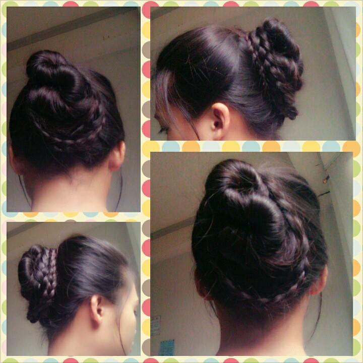 apostolic hairstyle:) Hairstyles Pinterest