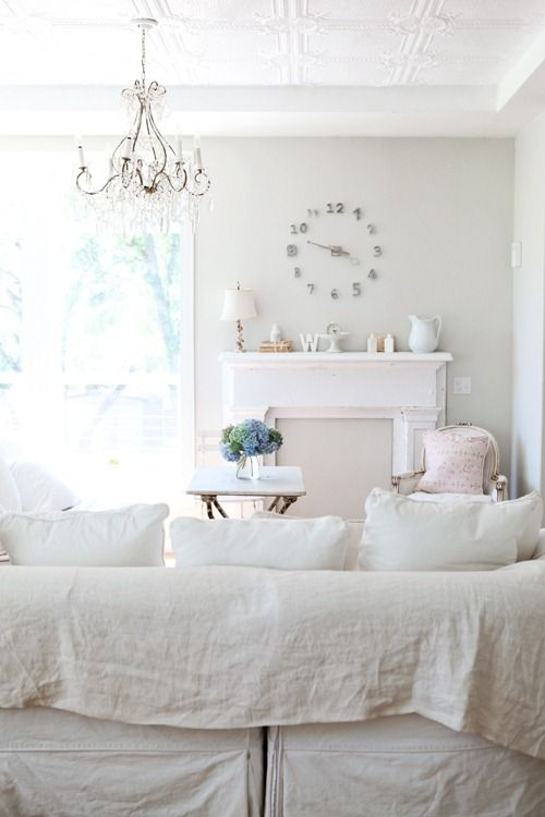 Wall Color Martha Stewart Pearl Gray Cottage Style Pinterest