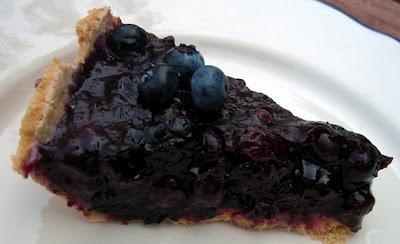 Blueberry Ginger Ice Box Pie | Sweet Stuff! | Pinterest